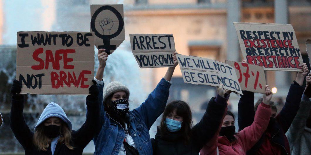Everard Protest