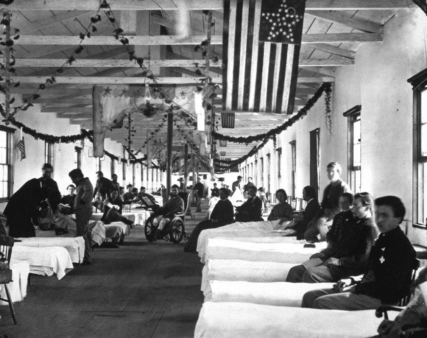Civil War Military Hospital