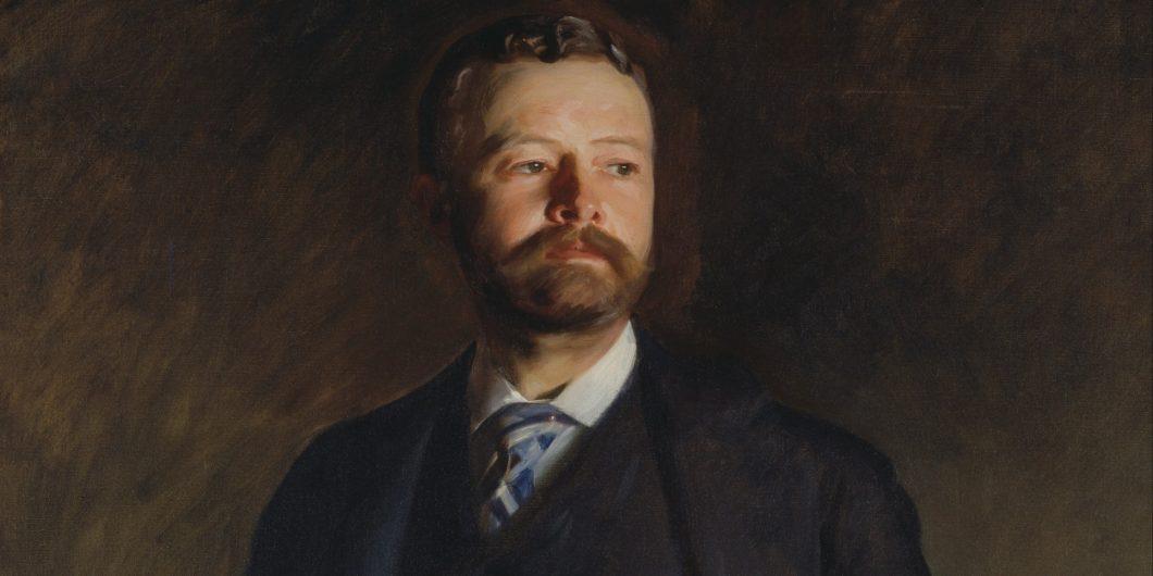 Henry_Cabot_Lodge by John Singer Sargent