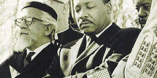 Heschel and MLK PC John C. Goodwin