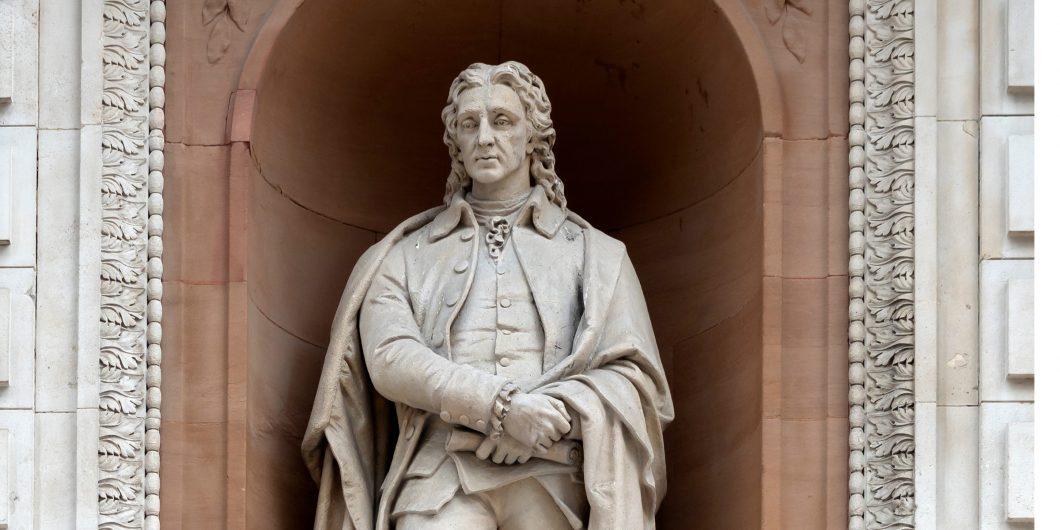 John Locke Statue