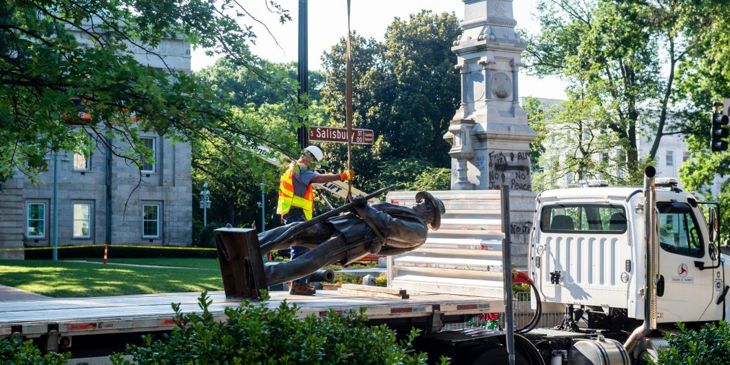 Removing Monument