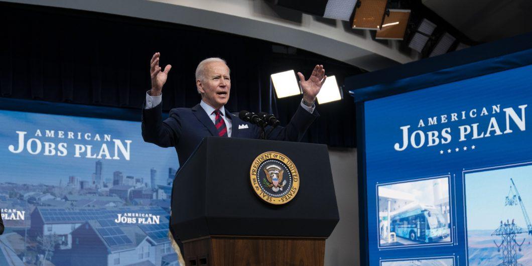 Biden Jobs Plan