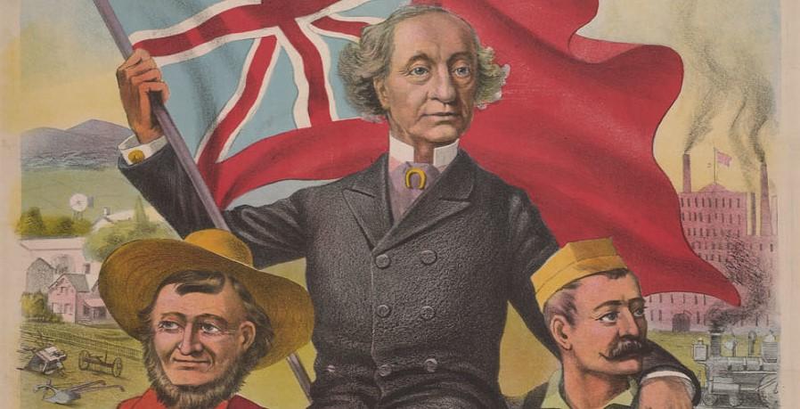 John_A_Macdonald_election_poster_1891