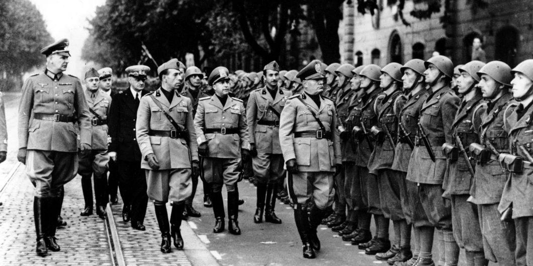 Mussolini Rintelen