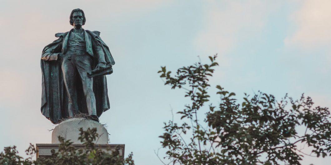 Calhoun Monument Charleston