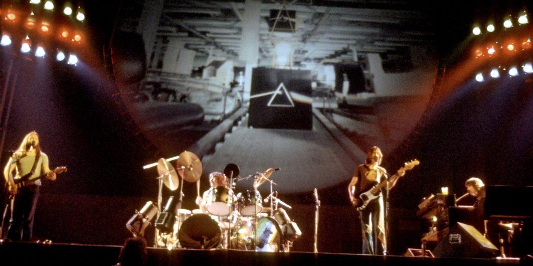 Pink Floyd Live In LA