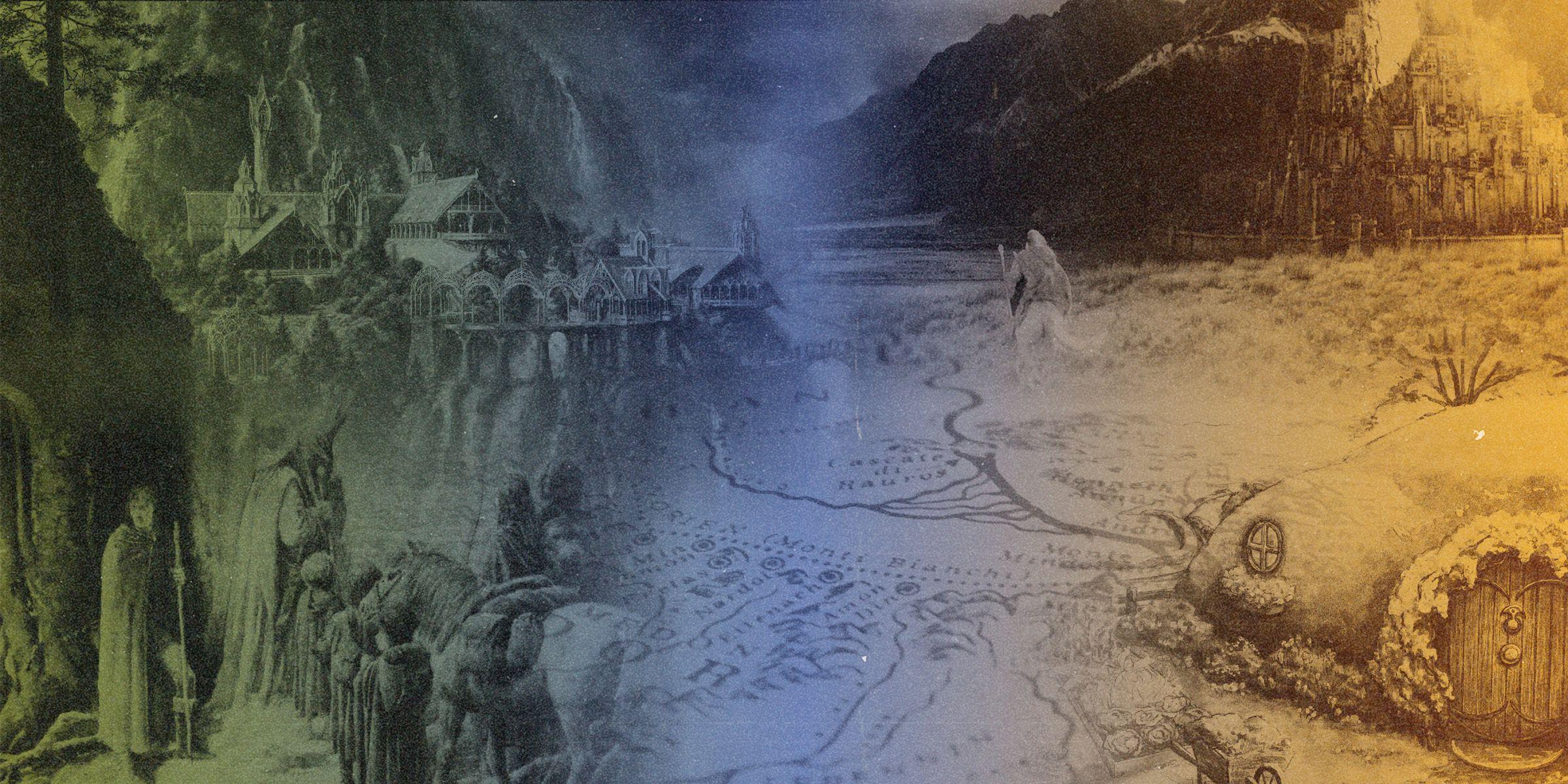 Tolkien Beyond the Myth - - Bradley J. Birzer