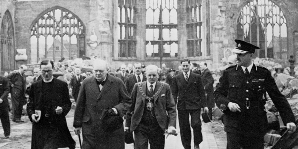 churchill coventry cathedral