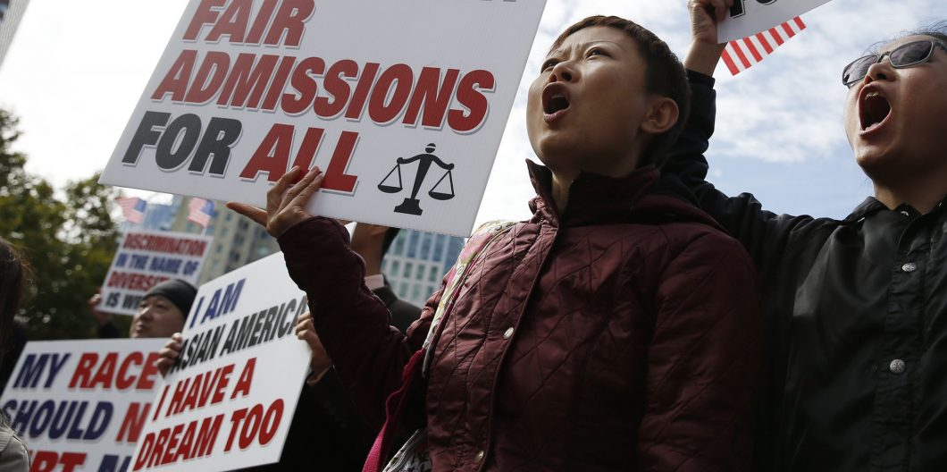 Dueling Rallies Ahead Of Harvard Affirmative Action Lawsuit