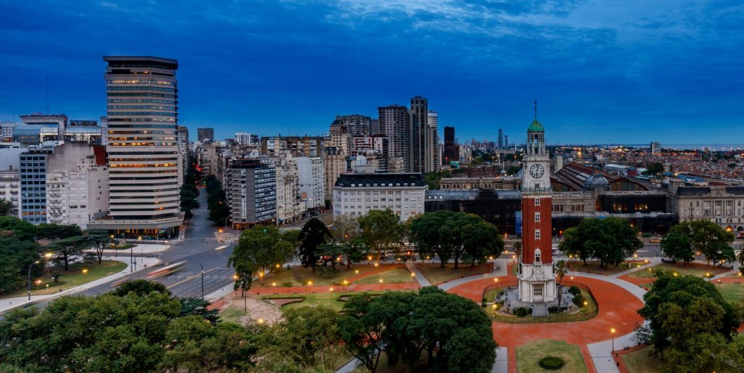 Buenos,Aires/argentina,-,January,26th,2016:,View,Of,Buenos,Aires