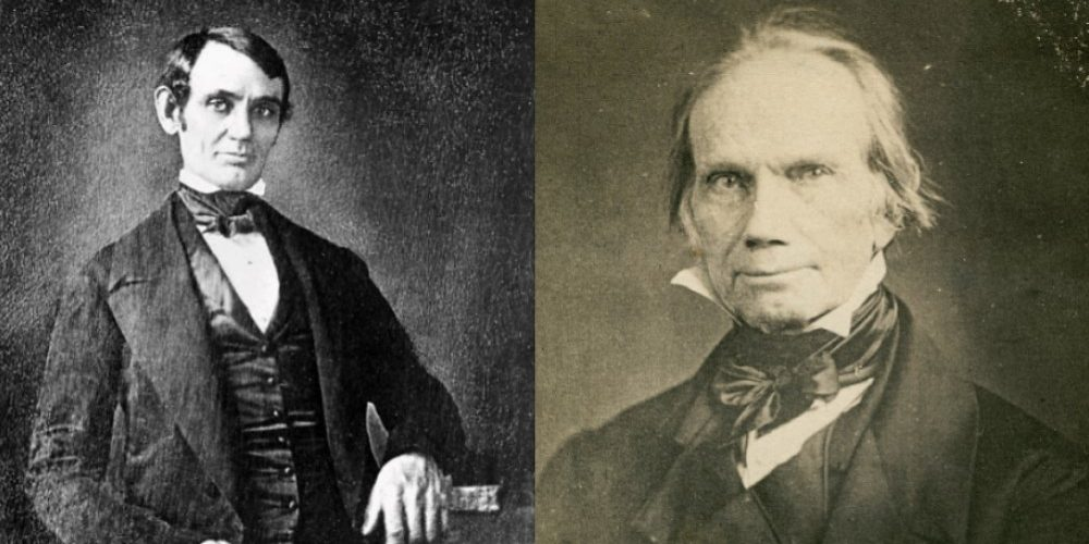 Lincoln and Clay
