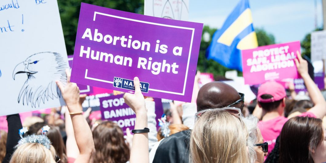 Pro Abortion Sign