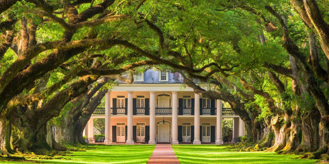 South Vacherie Louisiana