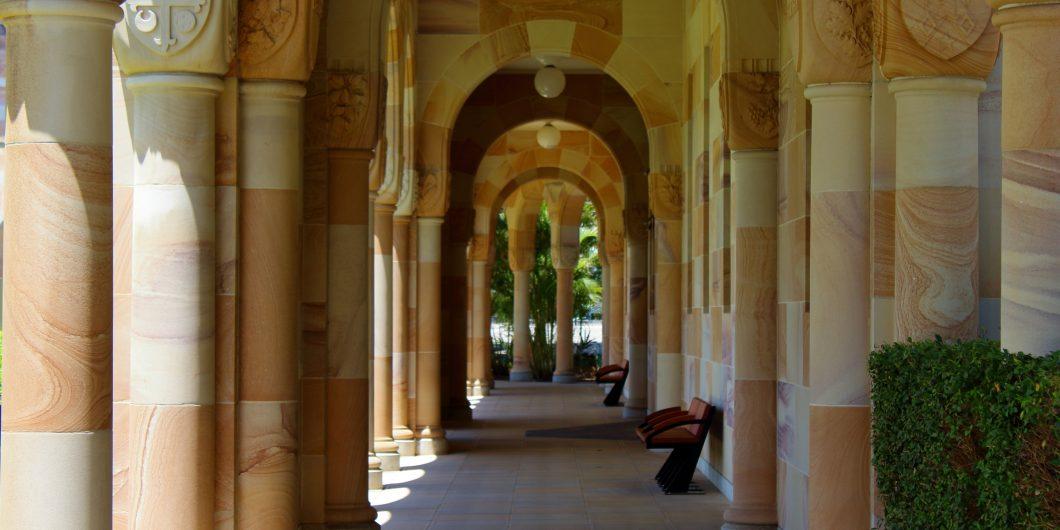 The University of Queensland in Brisbane