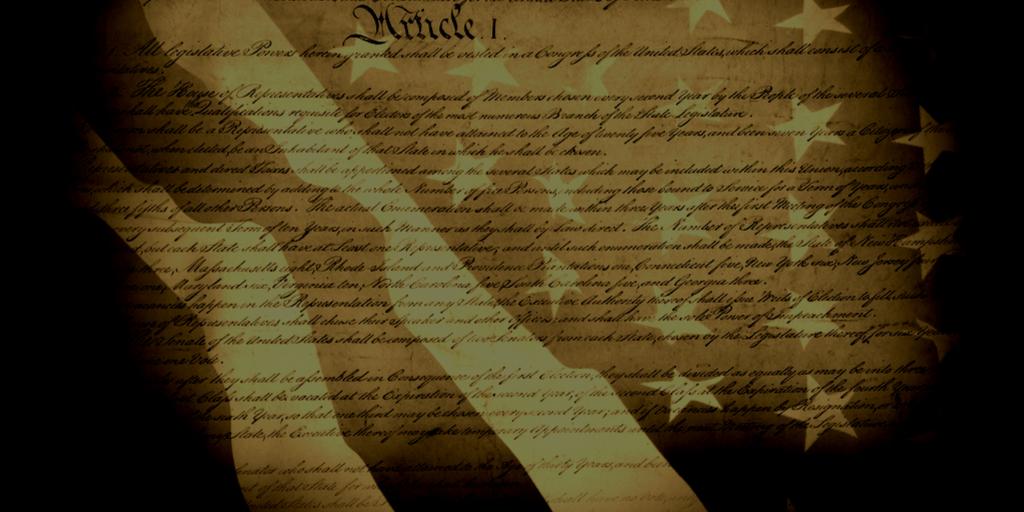 Darkened Constitution