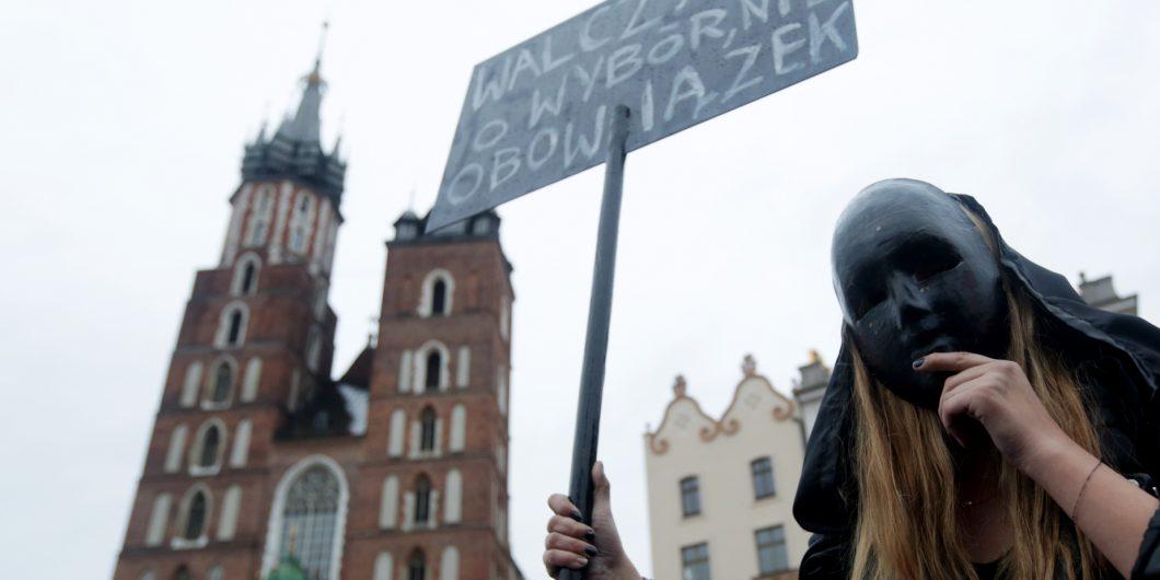 Poland Protest